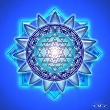 LE CINQUIEME CHAKRA VISHUDDA chakra en Sanscrit, signifiant purifier.