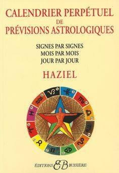 Calendrier perpétuel de prévisions astrologiques sur www.hekabienetre.com