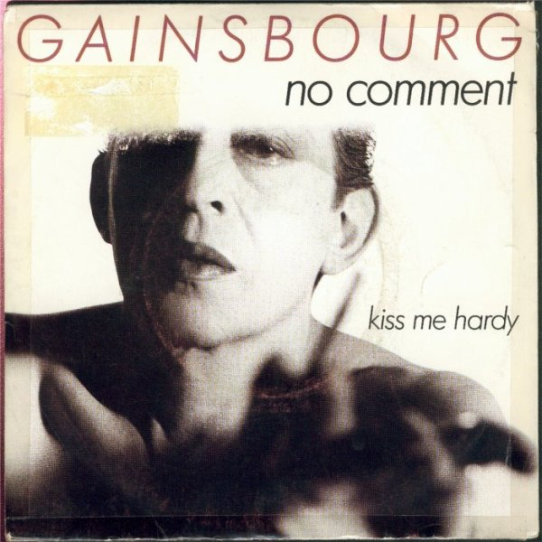 "ZOOM sur ""Serge Gainsbourg - No Comment"""