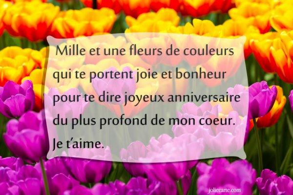 Joyeux Anniversaire A Ma Fille Julie Qui Fete Deja Ses 15 Ans Aujourd Hui