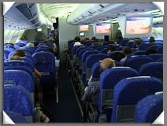 intérieur - Un blog sur ma passion les avions (de ligne )...