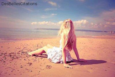 Ceux qui m'aiment me suivent, seul toi est resté la.... (L)