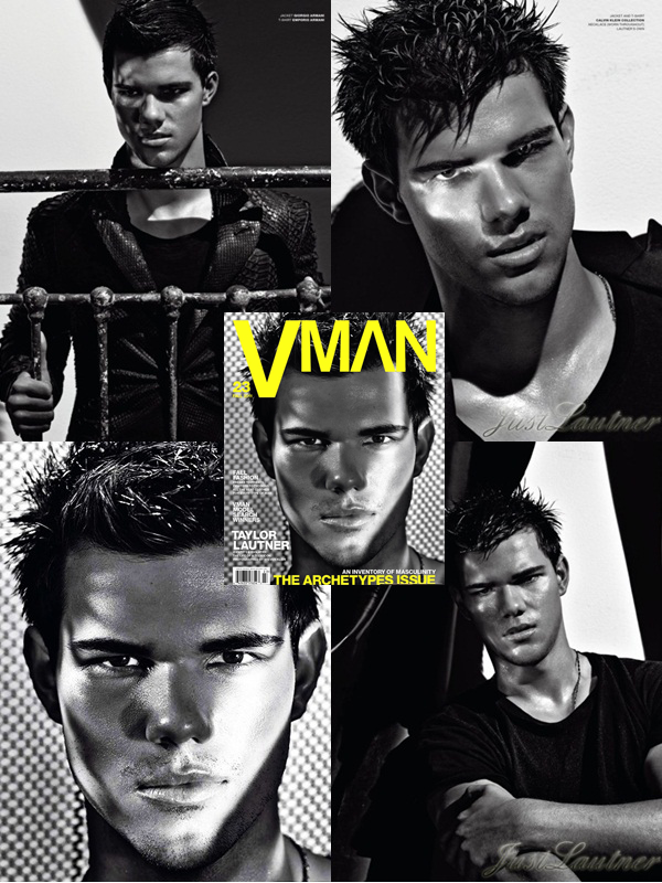 Photoshoot -Vman Magazine