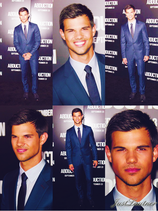 15 Septembre -  Taylor a l'avant premiere de Abduction à Hollywood , Californie.