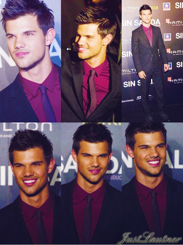 29 Septembre - Taylor à la première de Abduction (Identité Secret) a Madrid