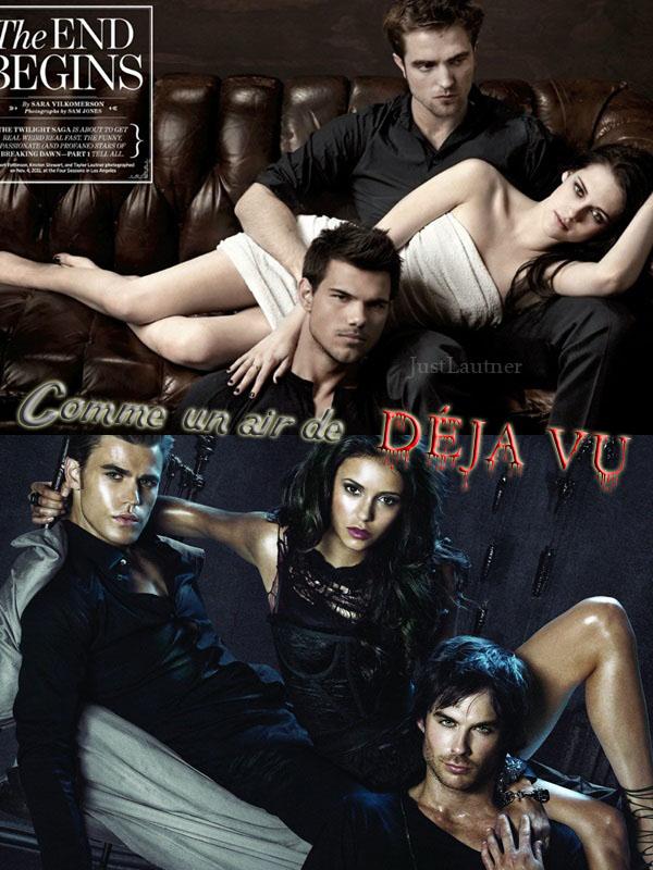 + Photoshoot  du Cast de Twilight pour le magazine Entertainment  Weekly