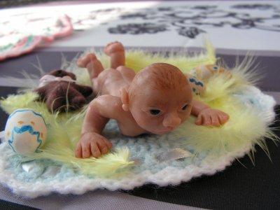 petit panier de Pâques