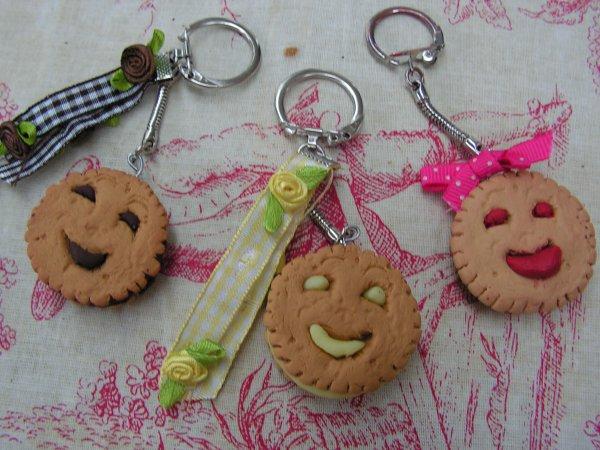 Porte-clés, sacs ou autres - Nouveautés - A venir marque-page...