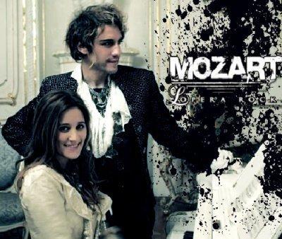 mozart l'opera rock et 1789 les amants de la Bastille + comedies musicals françaises