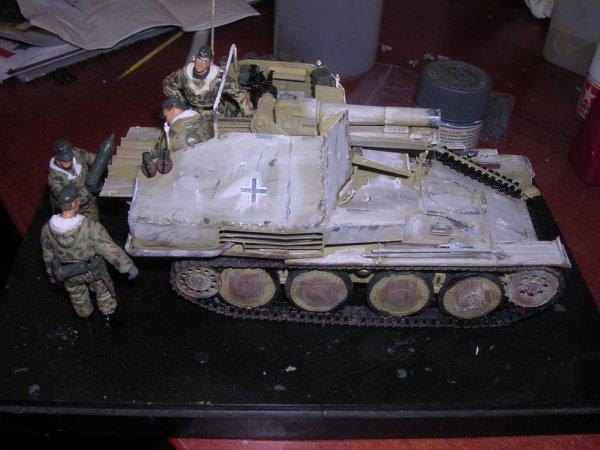 Sd.Kfz.138/1 Geschützwagen 38 M