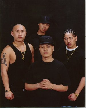Los angeles asian street gangs