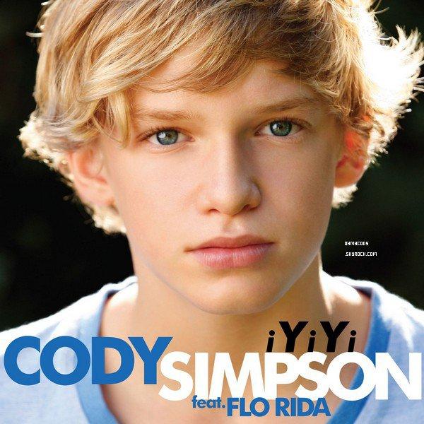 .  Evénement. Aujourd'hui est un jour spécial ; Déjà un an que le single iYiYi de Cody Simpson est sorti ! Le clip est peut-être plus tard mais en tout cas, ça fait un an qu'il est possible de se passer iYiYi en boucle ! Cody en a parcouru du chemin depuis. Summertime, All Day, et On My Mind sont des preuves de son évolution. Il y a aussi sa tournée avec Greyson Chance, tout nouveau pour lui. Cody Simpson est en train de se faire un nom dans la musique et je suis très fière de lui !  .