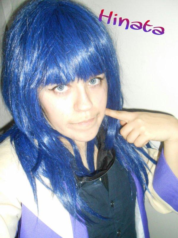 3ème Cosplay : Hinata Hyûga (Shippuden Version)