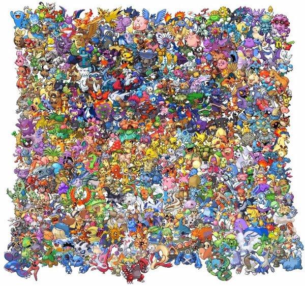 Pokémon !