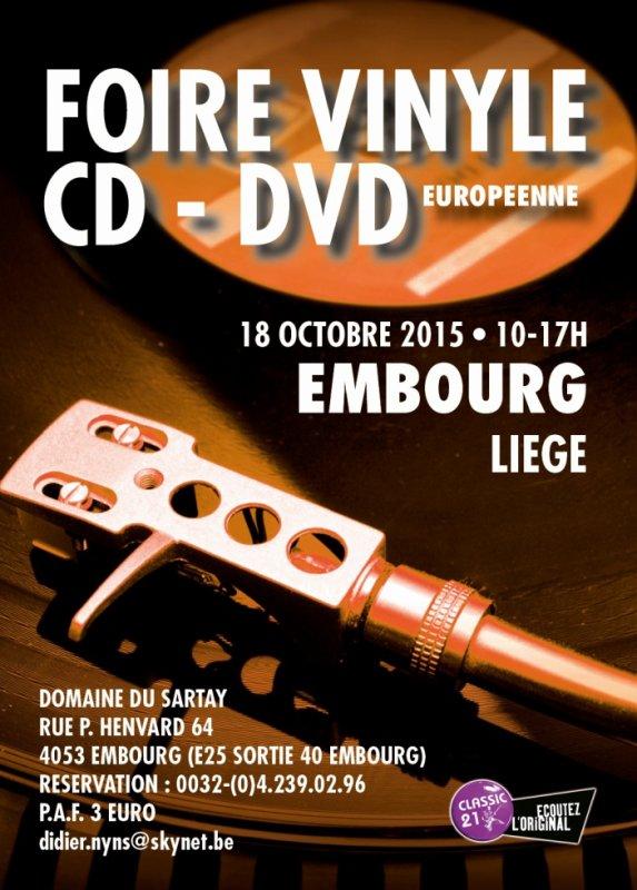 Foire d'Embourg le 18/10/2015.