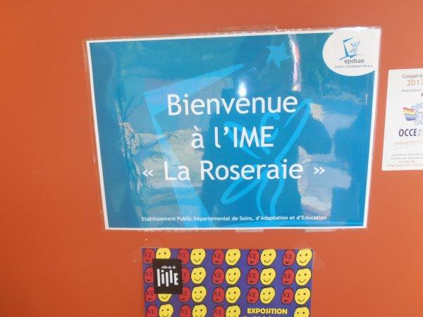 DON D'UN DEFIBRILLATEUR A L I.M.E LA ROSERAIE DE LILLE 59