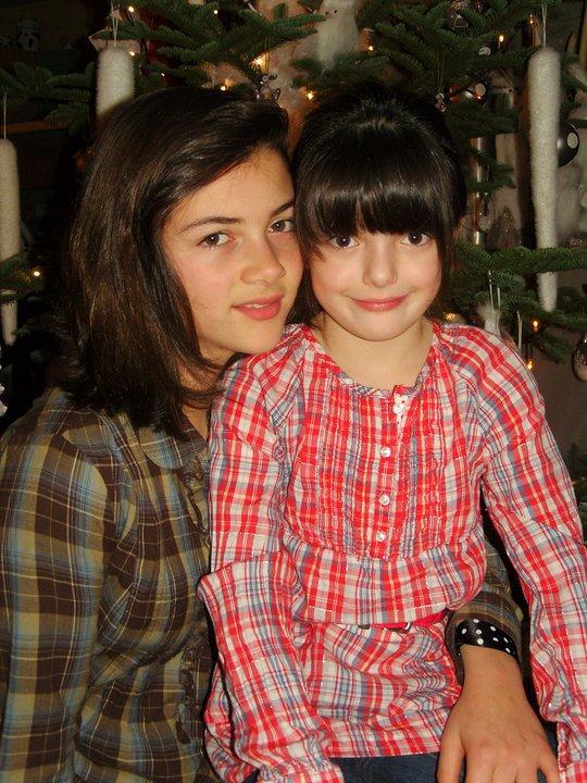 Moi et Ma tite soeur d amour ....<3