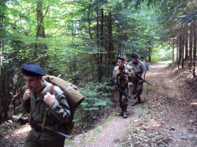 bataillon de choc  commando de france