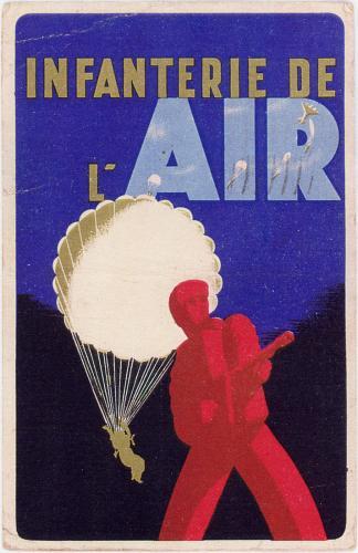 INFANTERIE DE L'AIR