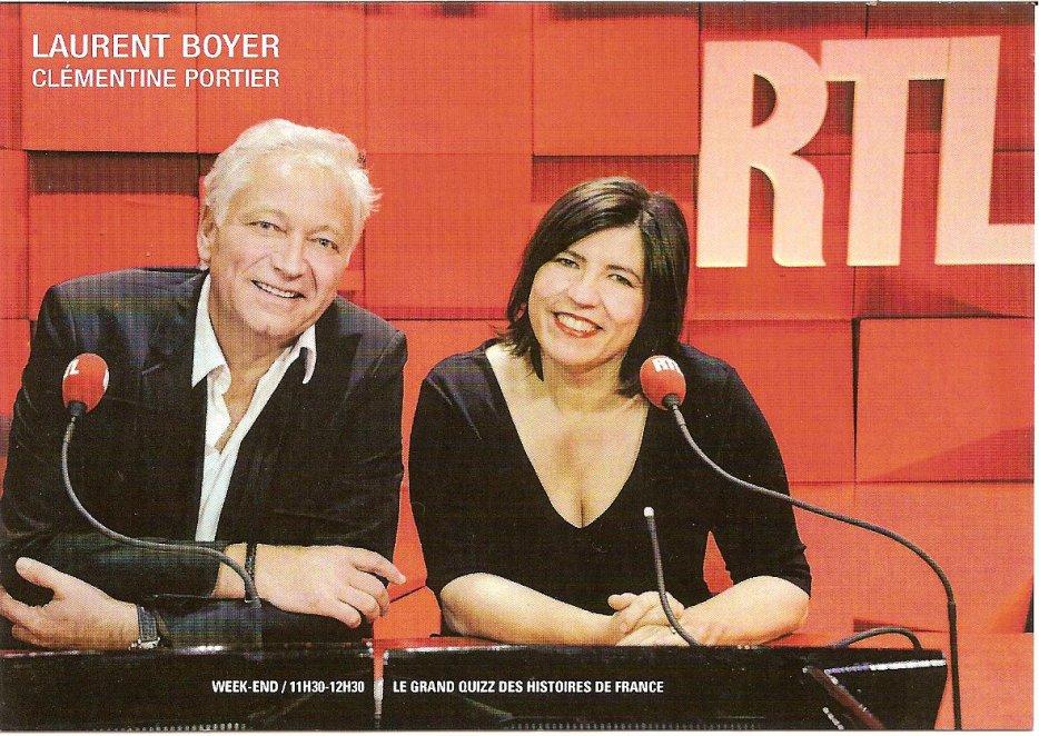 Remerciements à RTL, Midi en France ainsi qu'a Clémentine Portier-Kaltenbach