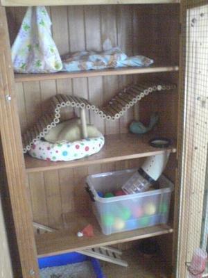Bonne idée de cage!