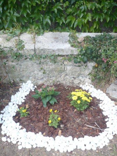 Retenir la terre d 39 un jardin en terrain escarp blog de jardivert85 paysagiste - Comment retenir la terre sur un terrain en pente ...