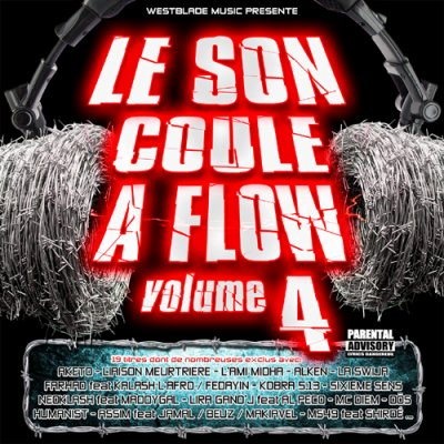 LE SON COULE A FLOW volume 4 Dispo en libre téléchargement 100% gratos et légal ici ...