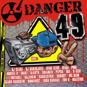 DANGER 49 / Mon totem - SHAÏMEN (2008)