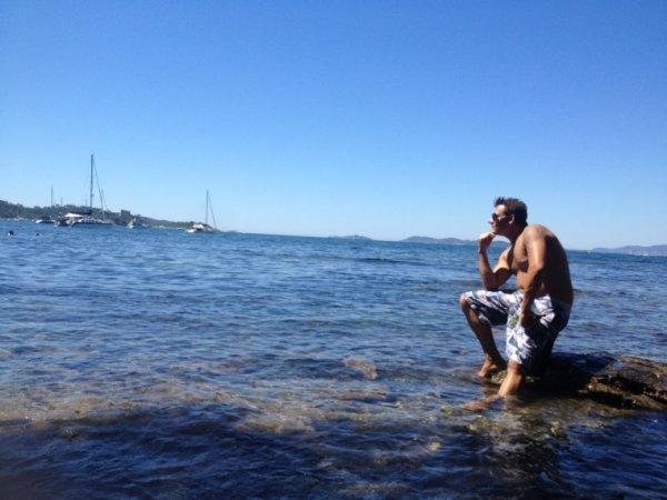 Seul face a la mer
