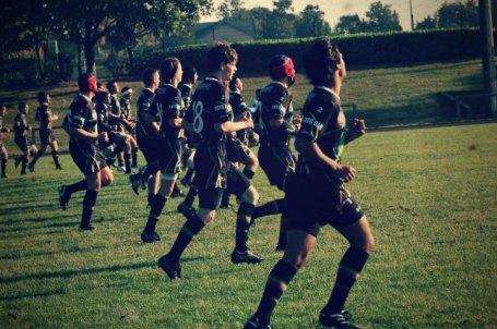 Le rugby, c'est la vie.