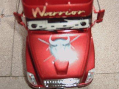 """Volvo VN """"Warrior"""""""