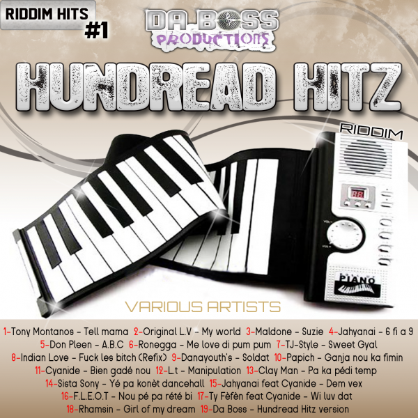 Da Boss Present Riddim Hits Vol 1 - Hundread Hitz