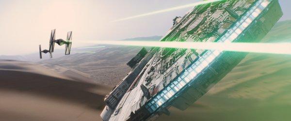 Star Wars : Le Réveil de la Force - Teaser (VOST)