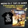 Gagne des dvds Sexy Dance 5 et des t-shirt Rock The Street