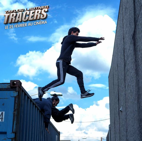 Tracers, les photos du film