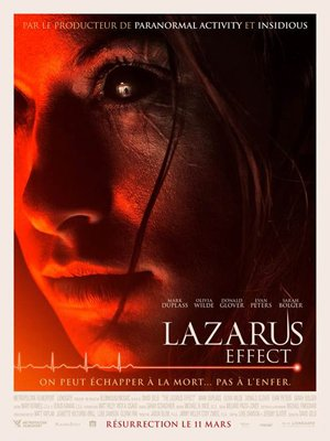 [TERMINE} Lazarus Effect : Gagne tes places !