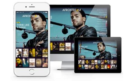 AfroStream : Nouveau service de VOD