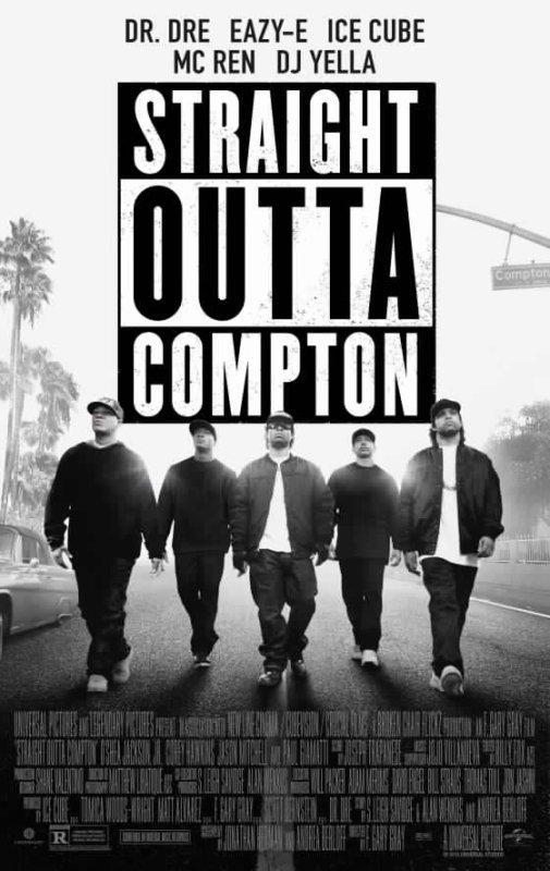 Straight Outta Compton explose le box office