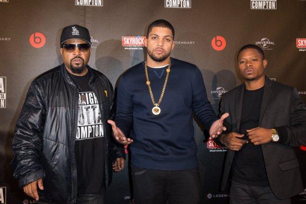 Ice Cube à Paris