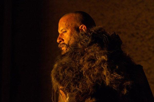 EXCLU PHOTO : Le dernier chasseur de sorcières