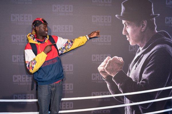 Avant-Première de Creed : L'Héritage Rocky