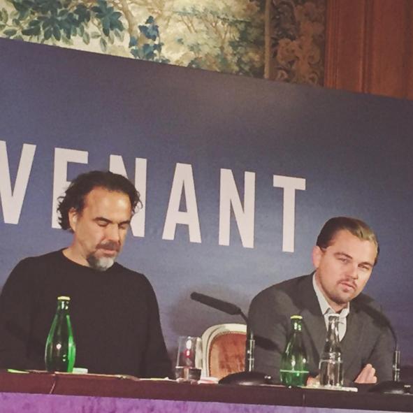 Leonardo Di Caprio à Paris