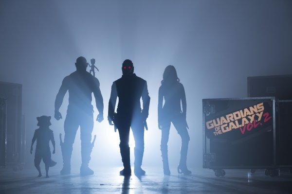 Les Gardiens de la Galaxie : Ils reviennent