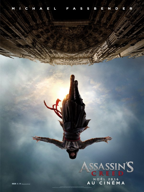 Assassin's Creed sur grand écran !