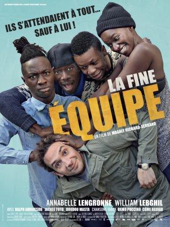 """Deux acteurs de """"La Fine Équipe"""" nominés aux révélations des Césars 2017 !"""