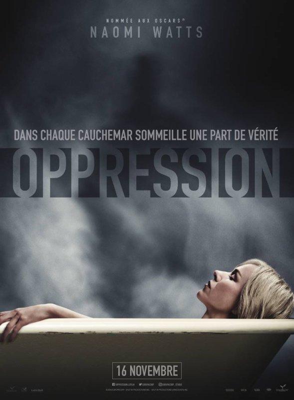 Gagne ton Ipad Mini avec le Film Oppression !