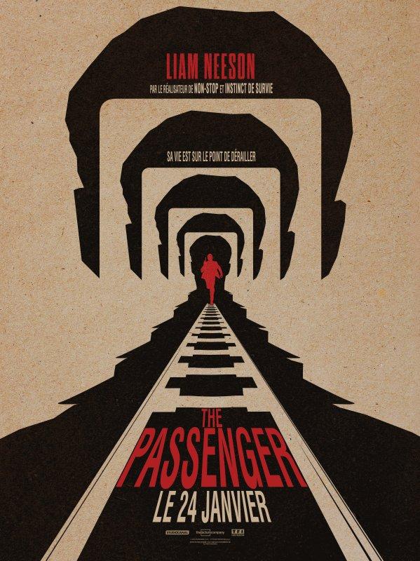 THE PASSENGER : Le thriller de la rentrée avec Liam Neeson !!