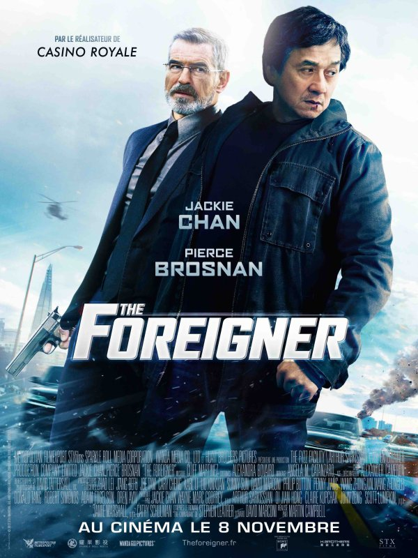 The Foreigner : Le Retour d'une Légende !