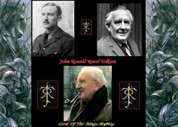 Article #4_ Biographie/Bibliographie de J.R.R. Tolkien