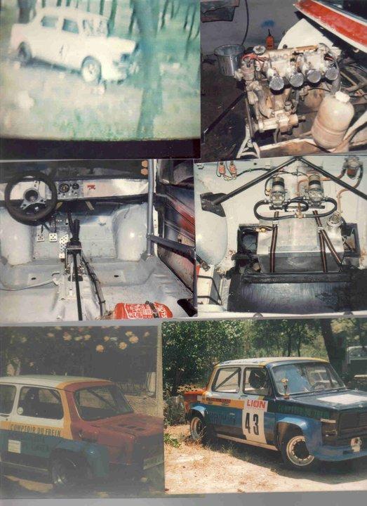 je joint des photo que j'ai trouvez pour srtcormeilles quand je couré en rally 2 de 1983 à 1987